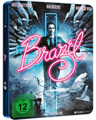 Brazil: Limited FuturePak Edition (Blu-ray-GR)(Cover A)(SteelBook)