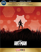 Ant-Man: Limited Edition (Blu-ray)(SteelBook)