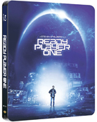 Ready Player One: Limited Edition (Blu-ray/DVD)(SteelBook)