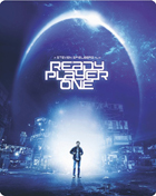 Ready Player One: Limited Edition (4K Ultra HD/Blu-ray)(SteelBook)
