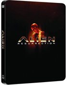 Alien: Resurrection: Limited Edition (Blu-ray-UK)(SteelBook)