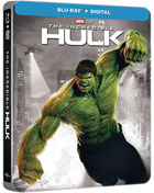 Incredible Hulk: Limited Edition (2008)(Blu-ray)(SteelBook)