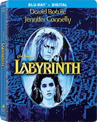 Labyrinth: Limited Edition (Blu-ray)(SteelBook)