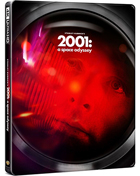 2001: A Space Odyssey: Limited Edition (4K Ultra HD/Blu-ray)(SteelBook)
