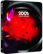 2001: A Space Odyssey: Limited Edition (4K Ultra HD-UK/Blu-ray-UK)(SteelBook)