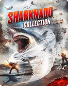Sharknado Collection (Blu-ray)(SteelBook): Sharknado / Sharknado 2: The Second One / Sharknado 3: Oh Hell No! / Sharknado: The 4th Awakens / Sharknado 5: Global Swarming / The Last Sharknado: It's About Time