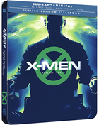 X-Men Trilogy Vol.1: Limited Edition (Blu-ray-SP)(SteelBook): X-Men / X2: X-Men United / X-Men: The Last Stand