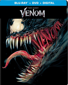 Venom: Limited Edition (2018)(Blu-ray/DVD)(SteelBook)