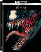 Venom: Limited Edition (2018)(4K Ultra HD/Blu-ray)(SteelBook)