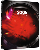 2001: A Space Odyssey: Limited Edition (4K Ultra HD-UK/Blu-ray-UK)(SteelBook)(ReIssue)