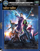Guardians Of The Galaxy: Limited Edition (4K Ultra HD/Blu-ray)(SteelBook)