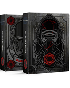 Star Wars Episode IX: Rise Of Skywalker: Collector's Limited Edition (Blu-ray 3D-UK/Blu-ray-UK)(SteelBook)
