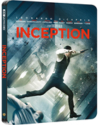 Inception: Limited Edition (4K Ultra HD/Blu-ray)(SteelBook)