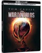 War Of The Worlds: 15th Anniversary Limited Edition (2005)(4K Ultra HD/Blu-ray)(SteelBook)