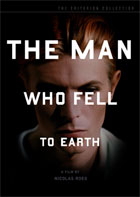 Man Who Fell To Earth: Criterion Collection