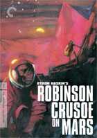 Robinson Crusoe On Mars: Criterion Collection