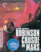 Robinson Crusoe On Mars: Criterion Collection (Blu-ray)