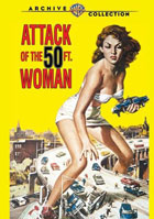 Attack Of The 50 Ft. Woman: Warner Archive Collection