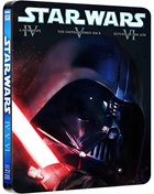 Star Wars: The Original Trilogy: Limited Edition (Blu-ray-UK)(Steelbook): Episode IV: A New Hope / Episode V: The Empire Strikes Back / Episode VI: Return Of The Jedi
