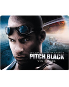 Chronicles Of Riddick: Pitch Black: Limited Edition (Blu-ray-UK)(Steelbook)
