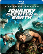 Journey To The Center Of The Earth (2008)(Blu-ray)(Steelbook)