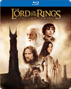 Lord Of The Rings: The Two Towers (Blu-ray)(Steelbook)