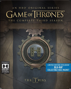 Game Of Thrones: The Complete Third Season: Limited Edition (Blu-ray)(SteelBook)