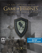 Game Of Thrones: The Complete Fourth Season: Limited Edition (Blu-ray)(SteelBook)