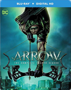 Arrow: The Complete Fourth Season: Limited Edition (Blu-ray)(SteelBook)