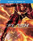 Flash: The Complete Second Season: Limited Edition (Blu-ray)(SteelBook)
