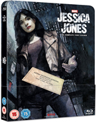 Jessica Jones: The Complete First Season: Limited Edition (Blu-ray-UK)(SteelBook)