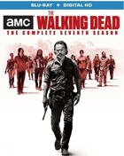 Walking Dead: The Complete Seventh Season: Limited Edition (Blu-ray)(SteelBook)
