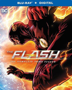Flash: The Complete Third Season: Limited Edition (Blu-ray)(SteelBook)