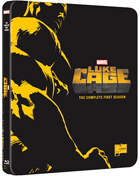 Luke Cage: The Complete First Season: Limited Edition (Blu-ray-UK)(SteelBook)