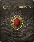 Game Of Thrones: The Complete Seventh Season: Limited Edition (Blu-ray)(SteelBook)