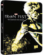 Iron Fist: The Complete First Season: Limited Edition (Blu-ray-UK)(SteelBook)
