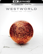 Westworld: The Complete Second Season: Limited Edition (4K Ultra HD/Blu-ray)(SteelBook)