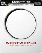 Westworld: The Complete Third Season: Limited Edition (4K Ultra HD/Blu-ray)(SteelBook)