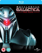Battlestar Galactica: The Plan: Limited Edition (Blu-ray-UK)(Steelbook)