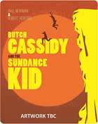 Butch Cassidy And The Sundance Kid: Limited Edition (Blu-ray-UK)(Steelbook)