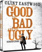 Good, The Bad And The Ugly: Limited Edition (Blu-ray-UK)(Steelbook)