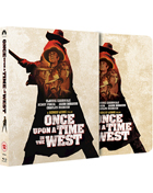 Once Upon A Time In The West: Limited Edition (Blu-ray-UK)(Slipcase SteelBook)