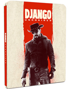 Django Unchained: Limited Edition (Blu-ray-UK)(SteelBook)