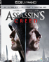 Assassin's Creed: Collector's Edition (4K Ultra HD/Blu-ray)