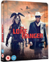 Lone Ranger: Lenticular Limited Edition (Blu-ray-UK)(SteelBook)