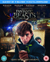 Fantastic Beasts And Where To Find Them 3D (Blu-ray 3D-UK/Blu-ray-UK)