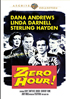 Zero Hour!: Warner Archive Collection