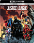 Justice League: Limited Edition (4K Ultra HD/Blu-ray)(SteelBook)
