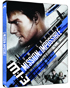 Mission: Impossible III: Limited Edition (4K Ultra HD-UK/Blu-ray-UK)(SteelBook)