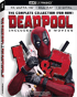 Deadpool: The Complete Collection (For Now) (4K Ultra HD/Blu-ray): Deadpool / Deadpool 2